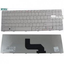 החלפת מקלדת למחשב נייד אייסר Acer Aspire 5252 5732z 5739 Laptop Keyboard NSK-GFB0S , PK130EI1B21 - 2 -