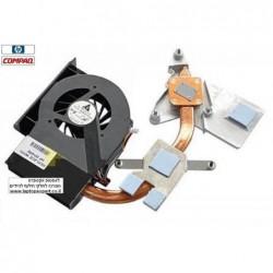 מאוורר למחשב נייד כולל גוף קירור Compaq Presario CQ61 G61 CPU Cooling Fan with Heatsink 534685-001 - 1 -