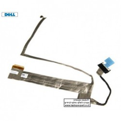 כבל מסך למחשב נייד דל Dell Inspiron N5010 LCD Video and Camera Cable 04K7TX 4K7TX , 50.4HH01.801 - 1 -