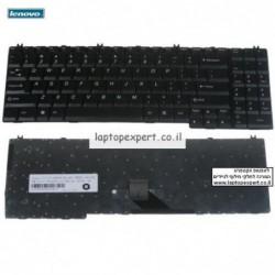 מקלדת למחשב נייד לנובו IBM Lenovo Ideapad B550 B560 B560A Laptop Keyboard 25-008409  , V-105120AS1-US - 1 -