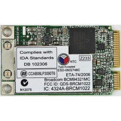Broadcom Wireless LAN 802.11a/b/g/n PCI Express - 1 -