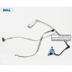 "כבל מסך למחשב נייד דל Dell Latitude E6510 15.6"" Screen LCD Video Cable A09B08 DC02C000H0L - 1 -"