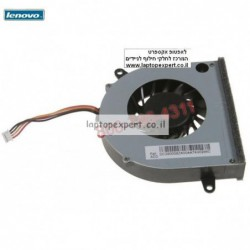 מאוורר חדש למחשב נייד לנובו Lenovo G460 / Ideapad Z460 Z560 Z565  CPU Cooling Fan MG65130V1-Q000-S99 NFB65B05H - 1 -