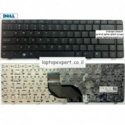 החלפת מקלדת למחשב נייד דל Dell Inspiron N4030 01R28D A138 Laptop Keyboard , NSK-DJD01 - 1 -