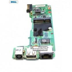 כרטיס שקע טעינה / בקר סוללה / רשת Dell Inspiron 14 N4020 N4030 N1420 DC Power Jack & I/O Board 48.4EK13.011 - 1 -