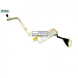 """כבל מסך למחשב נייד אייסר נטבוק Acer Aspire One 751h AO751H 11.6"""" LED Cable DD0ZA3LC100 - 1 -"""
