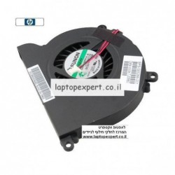 מאוורר למחשב נייד HP Pavilion DV5 Series Intel CPU Cooling Fan 486844-001 , DFS531005MC0T F796 DV 5V 0.5A - 1 -