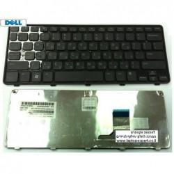 החלפת מקלדת למחשב נייד דל Dell Inspiron Duo 1090 Keyboard 08XNG8 , MP-10F1-698 - 1 -