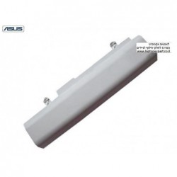 סוללה מקורית למחשב אסוס נטבוק צבע לבן 6 תאים Asus Eee PC 1016 1215 1215N , PL32-1015 , AL31-1015 - 6 Cell - 1 -