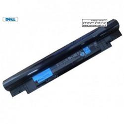 סוללה מקורית למחשב נייד דל 6 תאים Dell Vostro V131 V131R V131D 6 Cell Battery 268X5, H2XW1, H7XW1 - 1 -