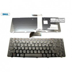 החלפת מקלדת למחשב נייד דל Dell Vostro Dell Inspiron 14R / N411z  / N4110 Laptop Keyboard X38K3 , V119525AS1 , AER01U00210 - 1 -