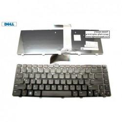 החלפת מקלדת למחשב נייד דל Dell Vostro 3550 / Vostro 3555 / Xps L502 Laptop Keyboard NSK-DX0SW , 04341X , 9Z.N5XSW.00U - 1 -