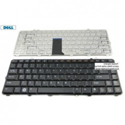החלפת מקלדת למחשב נייד דל Dell Studio 15 1535 1536 Laptop Keyboard Black - NSK-DC001 , 9J.N1M82.101 - 1 -