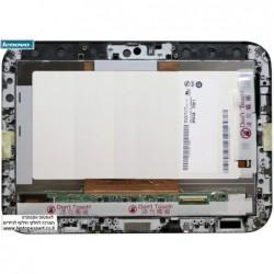 החלפת מסך כולל יחידת טא'צ לטאבלט לנובו Lenovo IdeaPad K1 LCD Screen Panel Display - 1 -