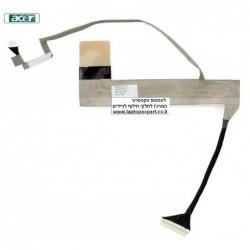 כבל מסך למחשב נייד אייסר Acer Aspire LCD LVDS Cable 4332 4732Z D525 D725 50.4BW03.011 - 1 -