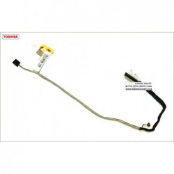 "כבל מסך למחשב נייד טושיבה Toshiba Satellite L650 / L655D 15.6"" LCD Video Cable DD0BL6LC000 - 1 -"