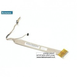 כבל מסך למחשב נייד לנובו Lenovo IdeaPad Y430 14.1 LCD Flex Screen Cable DC02000IW00 - 1 -