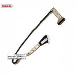 כבל מסך למחשב נייד טושיבה Toshiba Satellite E205 LCD Video Cable 6017B0246501 - 1 -