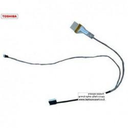 כבל מסך למחשב נייד טושיבה Toshiba Satellite L635 L630 L735 6017b0268701 Lcd Cable - 1 -