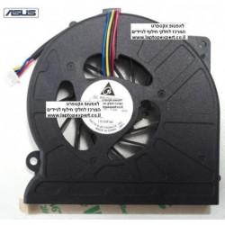 מאוורר למחשב נייד אסוס Asus A52 / K52 / K72 / N61 KSB06105HB -9J73 CPU Cooling Fan - 1 -