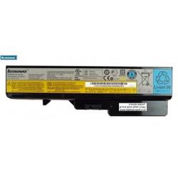 סוללה מקורית !!! של לנובו למחשב נייד Lenovo IdeaPad G575 / B570 / G770 10.8V 48W Battery L09N6Y02 - 1 -