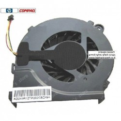 מאוורר למחשב נייד HP Compaq G62 G42 CQ42 CQ62 CPU Laptop Fan 606609-001 646578-001 KSB06105HA - 1 -