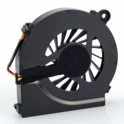 מאוורר למחשב נייד HP Compaq G62 G42 CQ42 CQ62 CPU Laptop Fan 606609-001 646578-001 KSB06105HA - 2 -