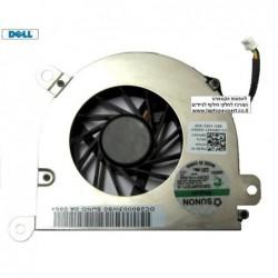 מאוורר למחשב נייד דל Dell Vostro 1200 CPU Cooling Fan CN-0PP4AC , 0RM457 - 1 -