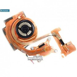 מאוורר למחשב נייד לנובו Lenovo ThinkPad T400 R400 CPU Heat Sink & Cooling Fan 45N6141 , 45N6140 , 45N6144 - 1 -