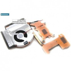 מאוורר למחשב נייד לנובו Lenovo ThinkPad T400 R400 CPU Heat Sink & Cooling Fan 45N6141 , 45N6140 , 45N6144 - 2 -