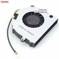 מאוורר למחשב נייד טושיבה  Toshiba Satellite L500 L505 L555 CPU Cooling FAN - 1 -