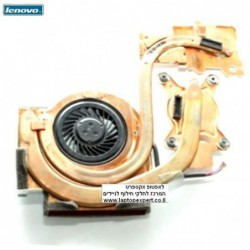 מאוורר למחשב נייד לנובו Lenovo ThinkPad T400 R400 CPU Heat Sink & Cooling Fan 45N6147 , 45N6148 , 45N6146 - 1 -