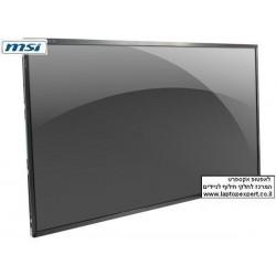 """מסך להחלפה במחשב נייד MSI X320 / X340 / X350  13.4"""" WXGA HD Slim 1366x768 Laptop Screen - 1 -"""