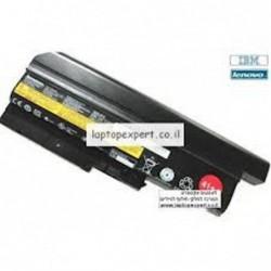 סוללה מקורית למחשב נייד לנובו 9 תאים IBM ThinkPad T60 , T61 , R60 , Z61e , Z60 , Z61m , 42T4619 92P1109 92P1110 battery - 1 -
