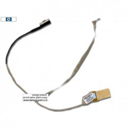 "כבל מסך למחשב נייד HP Pavilion G7 17.3"" DD0R18LC030 , R18LC030 , 646547-001 Lcd Video Cable - 1 -"