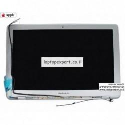 """קיט מסך להחלפה שכולל גב מסך + מסגרת מסך וציריות למחשב נייד מקבוק אייר MacBook Air A1370 (11.6"""" inch) LED HD 1366x768 WXGA - 1 -"""