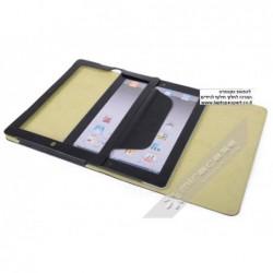 נרתיק לאייפד דמוי עור - Mircase - for Apple iPad2 and the New iPads - 2 -