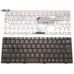 החלפת מקלדת למחשב נייד אסוס ASUS U6 U6E U6Ep U6S U6Sg U6V U6Vc Laptop Keyboard V030462BK1 , 04GNFS1KNW00 - 1 -