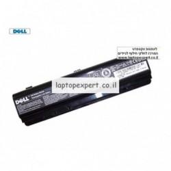 סוללה **מקורית** 6 תאים למחשב נייד דל Dell Inspiron 1410 /  Vostro 1014 / 1015 Laptop 6 Cell Battery R988H - 1 -