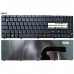 החלפת מקלדת למחשב נייד אסוס Asus X54 X54L X54C Laptop Keyboard NSK-UGC1D , 04GNV32KUI01-3 - 1 -