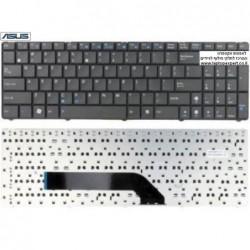 החלפת מקלדת למחשב נייד אסוס Asus F90 K50 K51 K61 K62 K70 K72 F52Q F52 P50 P50IJ  Keyboard V111462CS2 , 04GNX31KUS01-1 - 1 -