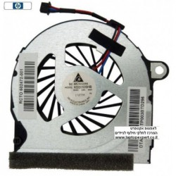 מאוורר למחשב נייד Hp Probook 4320S , 4321S , 4326S , 4420S , 4421S , 4426S Laptop Fan 602472-001 , KSB0505HB - 1 -