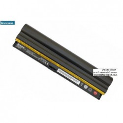 סוללה למחשב נייד לנובו  Lenovo IBM 42T4786 ThinkPad Edge-11, Edge-E10 , X100e , X120e black 57Wh - 1 -