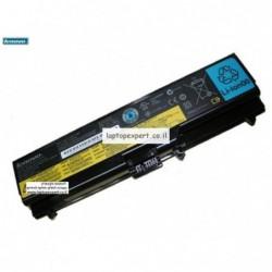 סוללה מקורית למחשב נייד לנובו 6 תאים Lenovo ThinkPad SL510 SL410 L510 T530i L420 - 6 Cell Battery 57Y4186 , 57Y4185 , 45N1015 -