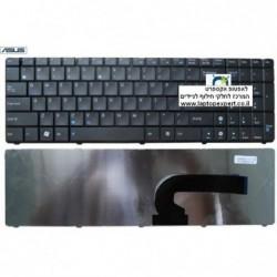 החלפת מקלדת למחשב נייד אסוס ASUS K52 K53 N50 UL50 G60 K54 V111452AS1 Laptop Keyboard - 1 -