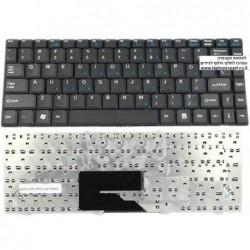 מקלדת למחשב נייד פוגיטסו Fujitsu Amilo Pro V2030 V2035 V2055 V3515 Keyboard K022405E1 - 1 -