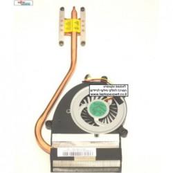 מאוורר להחלפה במחשב נייד פוגיטסו Fujitsu Lifebook AH512 Cpu Heat Sink Fan Laptop AY0565HX11G300 (0CWFH5B) - 1 -