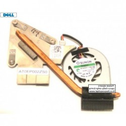 מאוורר למחשב נייד נטבוק דל Dell Inspiron Mini Duo 1090 Cooling Fan Heatsink RX56X 0RX56X - 1 -