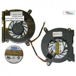 מאוורר למחשב נייד פוגיטסו Fujitsu Amilo Pro V2040 V2045 V2060 V2065 - 23.10134.002 CPU Fan - 1 -