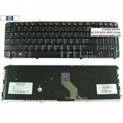 החלפת מקלדת למחשב נייד HP Pavilion DV6 DV6-1000 DV6-2000 Keyboard 534606-001 - 1 -